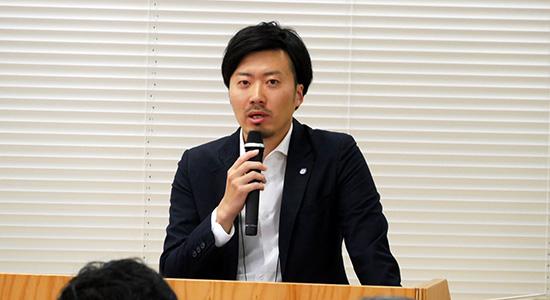 ファンケル 萩山 智也氏