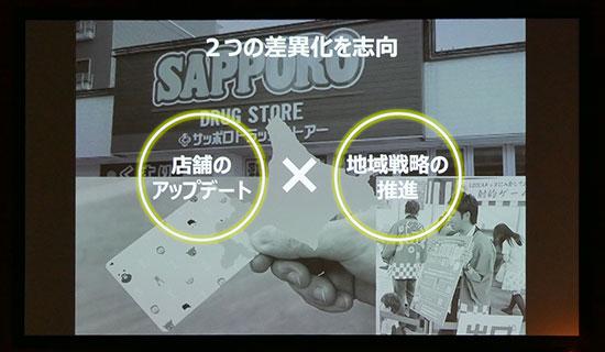 サツドラ:2つの差異化を志向。店舗のアップデート x 地域戦略の推進