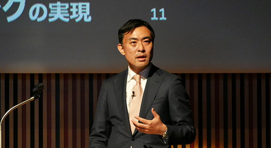 CCCマーケティング株式会社 マーケティング・コンサルティング管掌COO 小林 浩輔氏