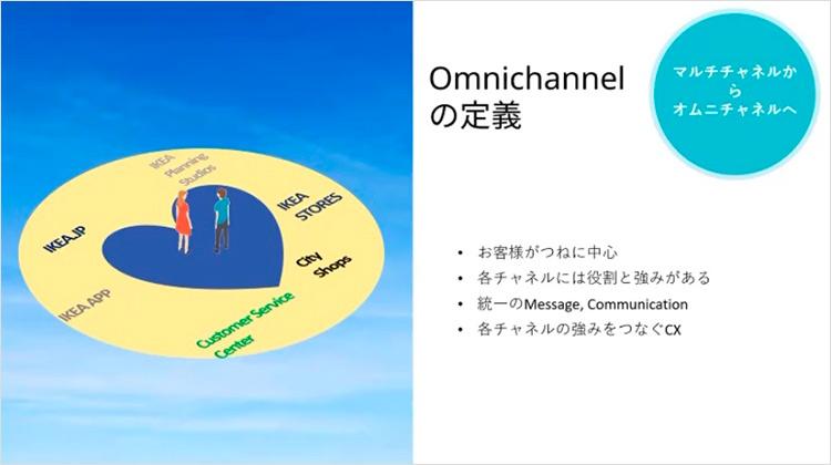 オムニチャネルの定義